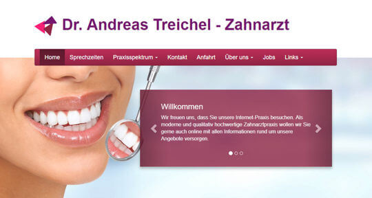 Website: drteichel.de