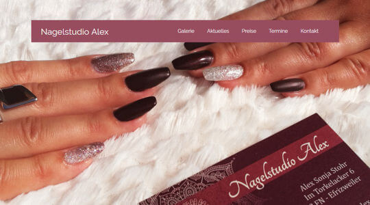 Website: nagelstudio-alex.de